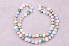 Lavandas, pistāciju pērles