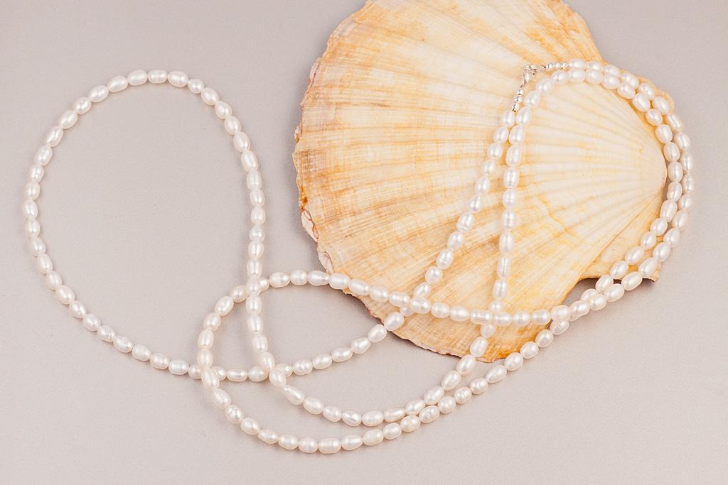 Baltās jaukās pērles