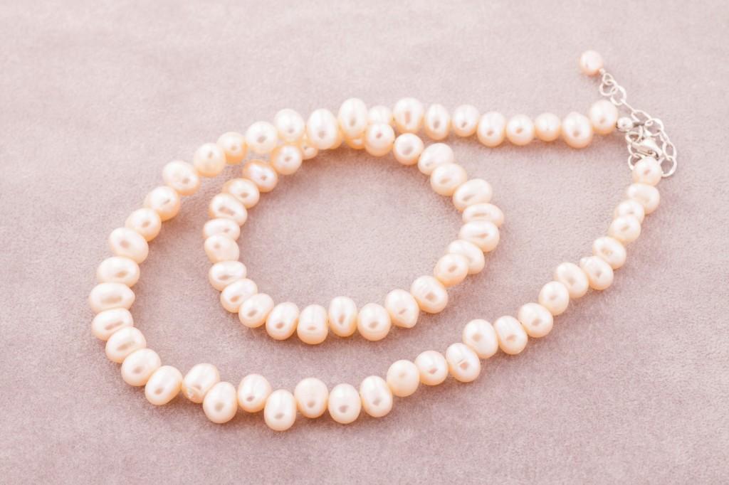 Rīsu formas pērles