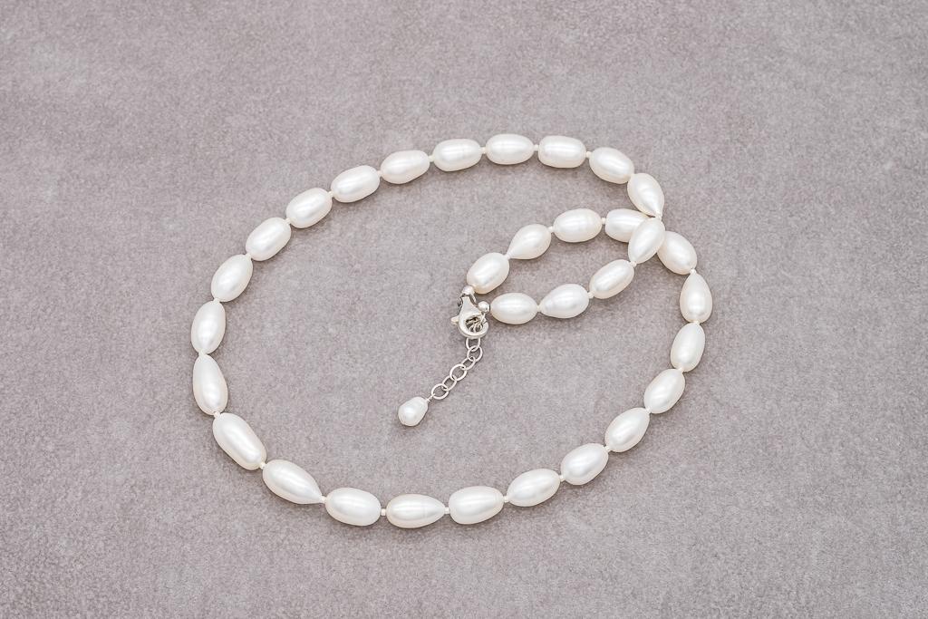 Lielās rīsu formas pērles