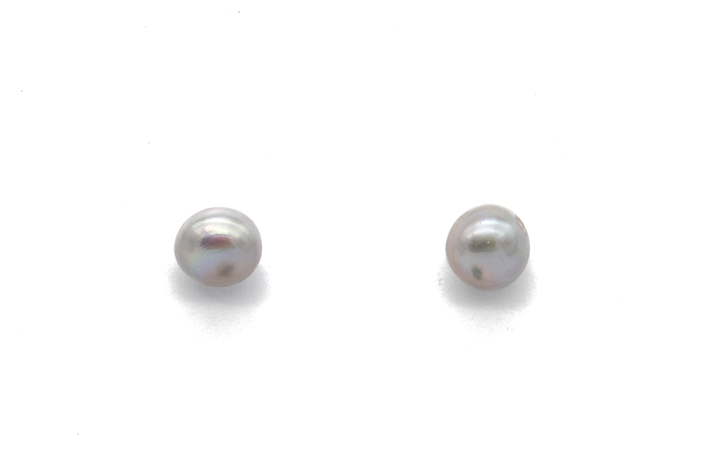 Pelēki-zaļas pērles