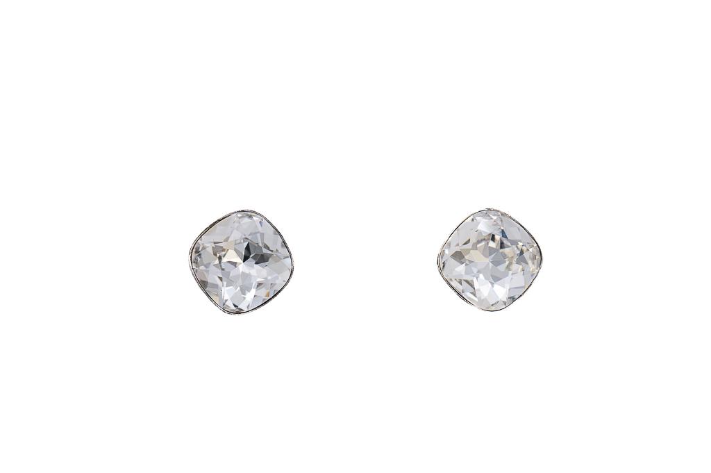 Swarovski Crystal Rivoli Silver