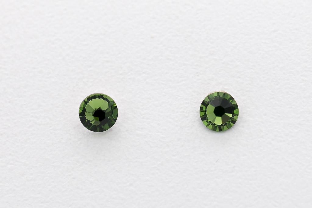 Swarovski Green Emerald