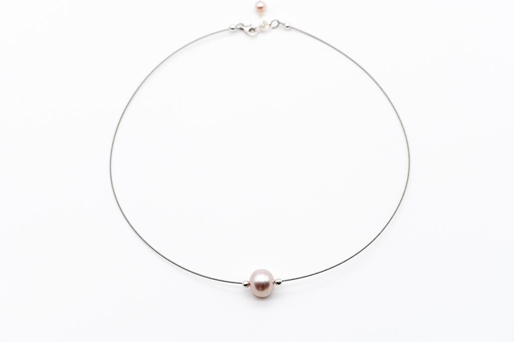 Vienas pērles kaklarota