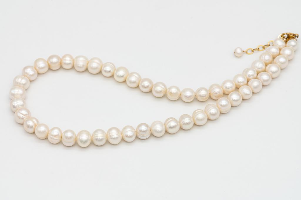 Dāvana mammai- AAA pērles ar zeltu
