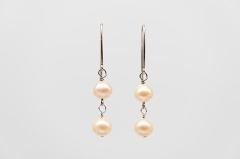 Pērles rozā notonī