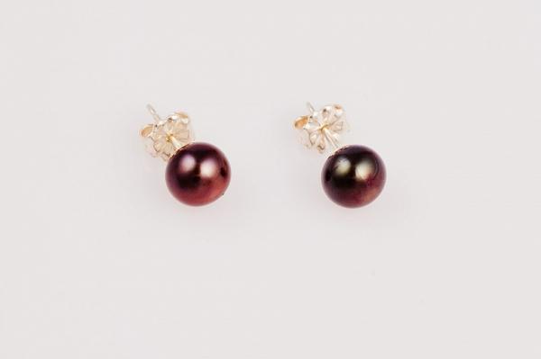 Tumši brūnās pērles