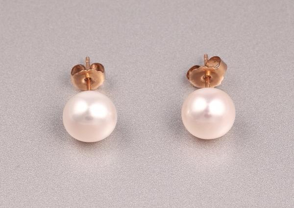 Baltās pērles 7mm