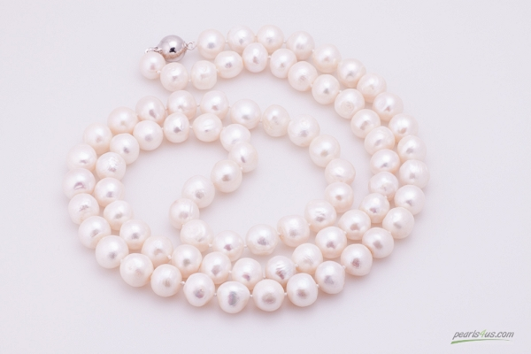 Superpearls necklace