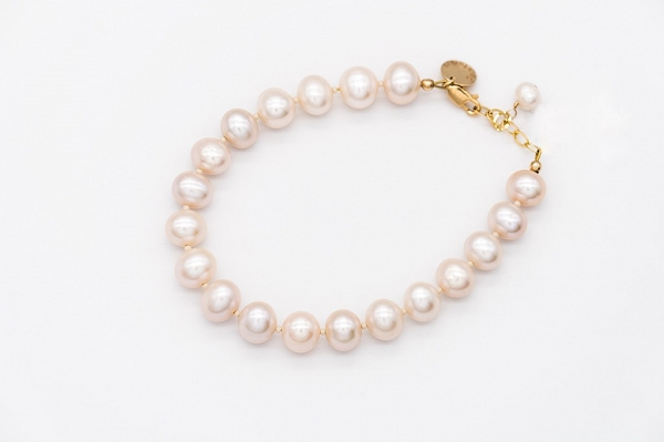 8.5-9.5mm pearls bracelet