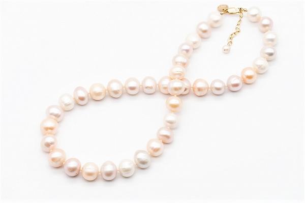 Ожерелье крупного жемчуга