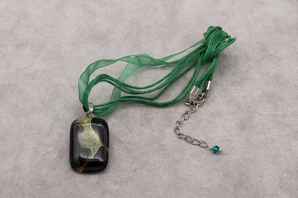 Brown agate