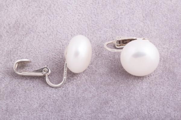 Balto pērļu klipši