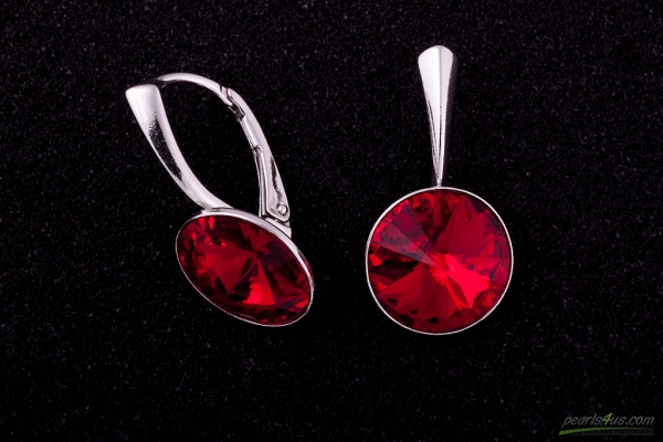 Swarovski Rubby Red