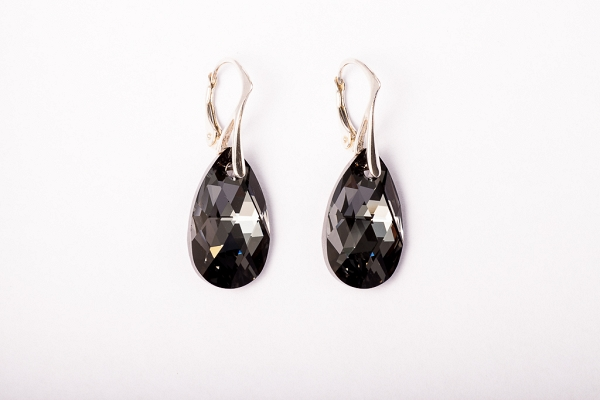 Swarovski Pear earrings