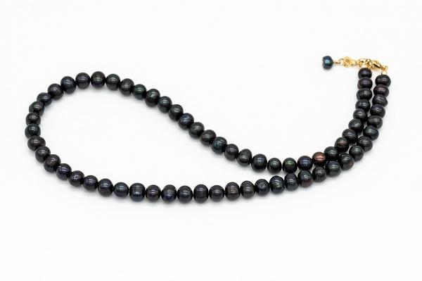 Oжерелье жемчуга AA