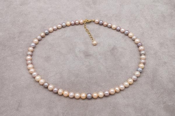 Oжерелье речного жемчуга