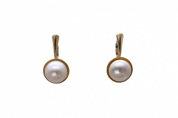 Dark hue pearls 9.5mm
