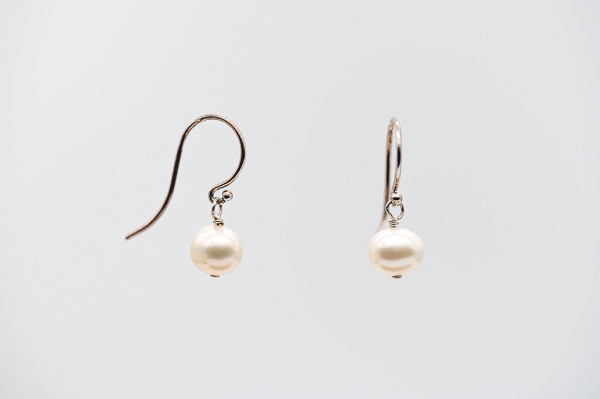 Pearls- earrings