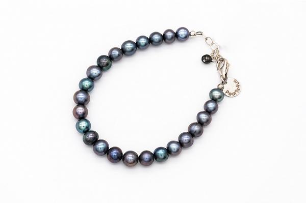 Brown AA pearl bracele