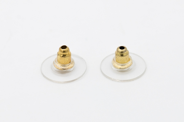 Friction ear nuts, 2pc